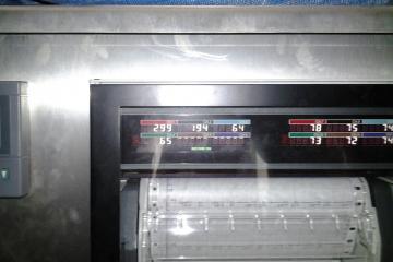 Appareil de chauffage thermique sur loader LeTourneau
